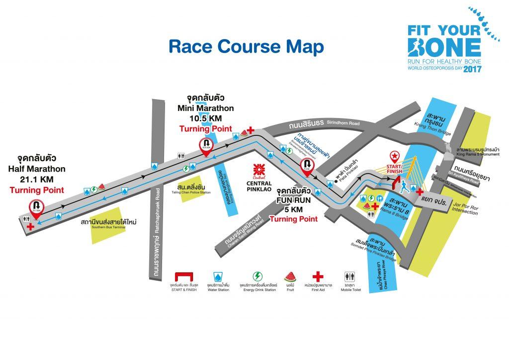 Final Race Map Fit Your Bone 2017